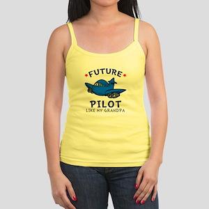 Pilot Grandpa Jr. Spaghetti Tank