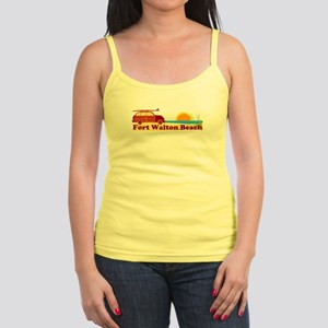 Fort Walton Beach FL Jr. Spaghetti Tank