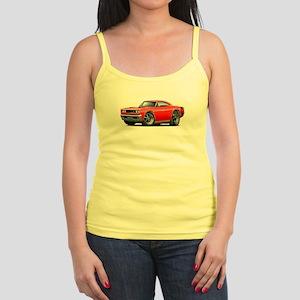 1969 Super Bee Red-Black Car Jr. Spaghetti Tank