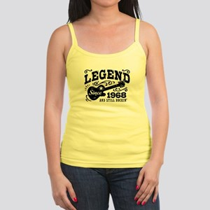 Legend Since 1968 Jr. Spaghetti Tank