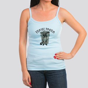 Raccoon Trash Panda Tank Top