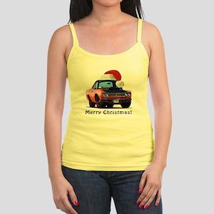 BabyAmericanMuscleCar_69_RoadR_Orange Tank Top