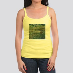 Waterlilies by Claude Monet Tank Top