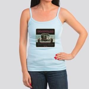 Woodward Hot Rod Shop Jr. Spaghetti Tank