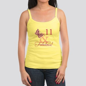 Fabulous 11th Birthday For Girls Jr. Spaghetti Tan