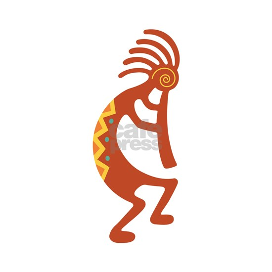 Kokopelli Native American Symbol