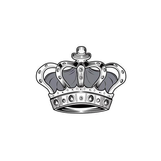 Crown - Grey