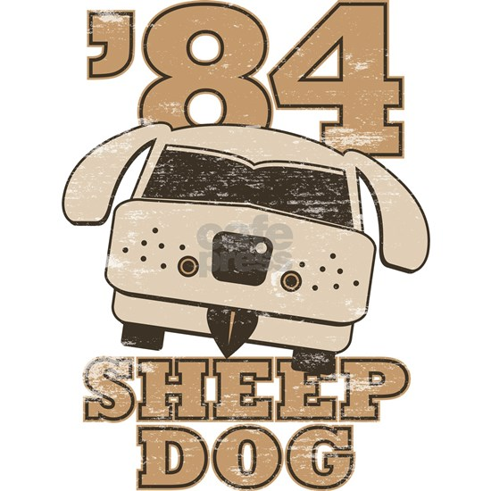 Dumb and Dumber 84 Sheepdog