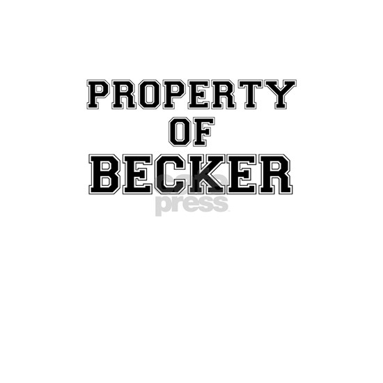 Property of BECKER