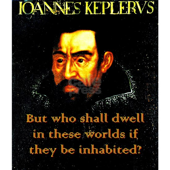 But Who Shall Dwell - Kepler