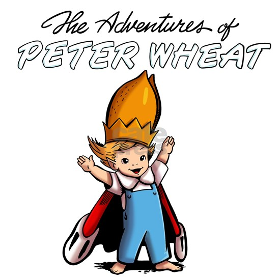 Peter Wheat Cheering