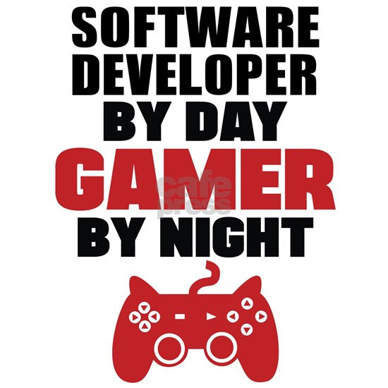 SOFTWARE DEVELOPER BY DAY GAMER BY NIGHT