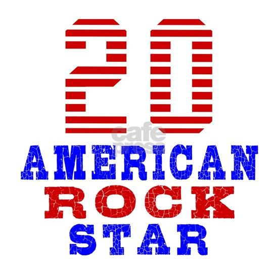 20 American Rock Star Birthday Designs
