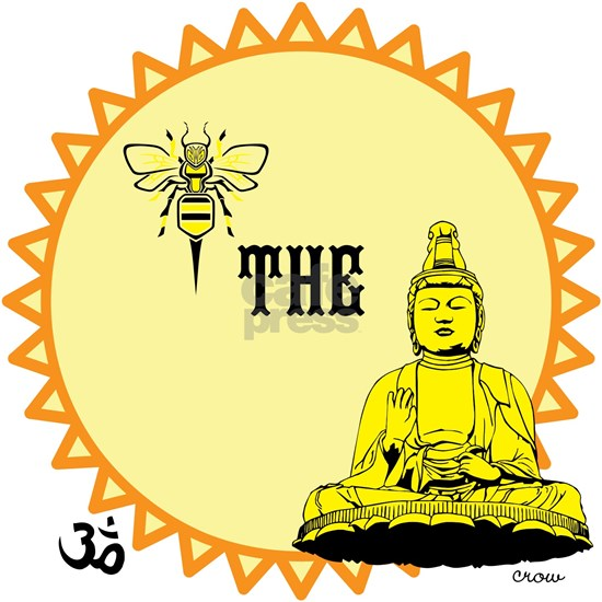 Bee the Buddha