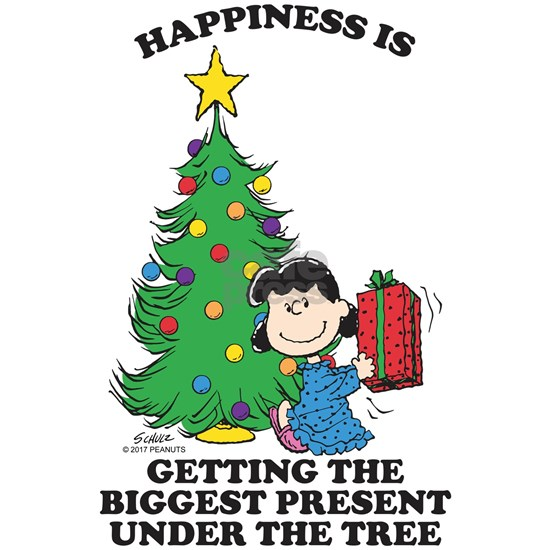 Peanuts Biggest Present