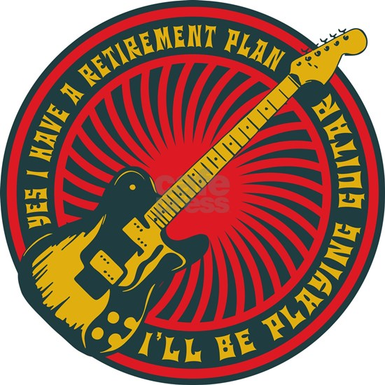 Guitar Retirement Plan