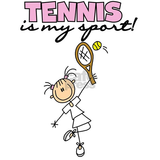 Tennis is my Sport