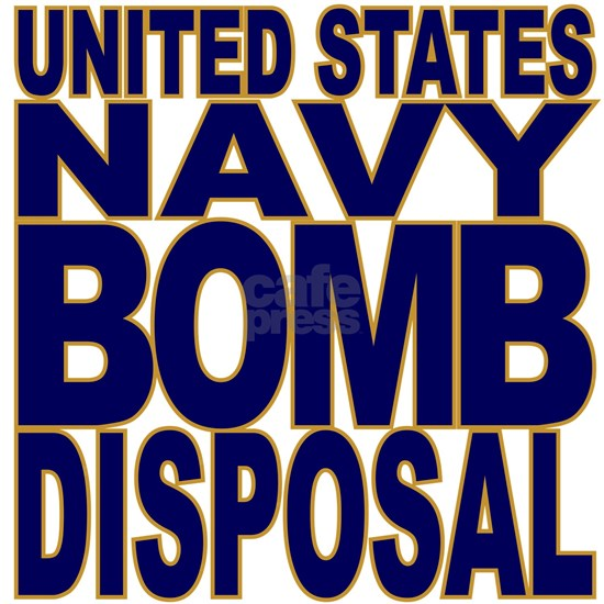 Navy Bomb Disposal