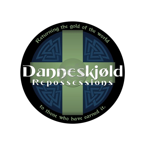 Danneskjold Repossessions Shield