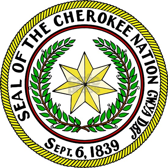 Seal of Cherokee Nation