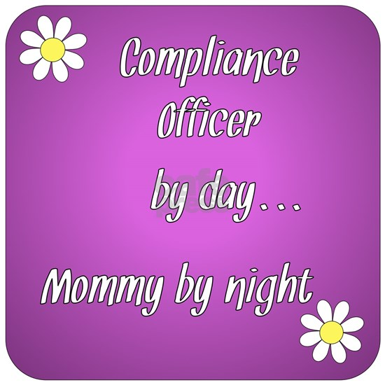 Compliance Officer by day Mommy by night