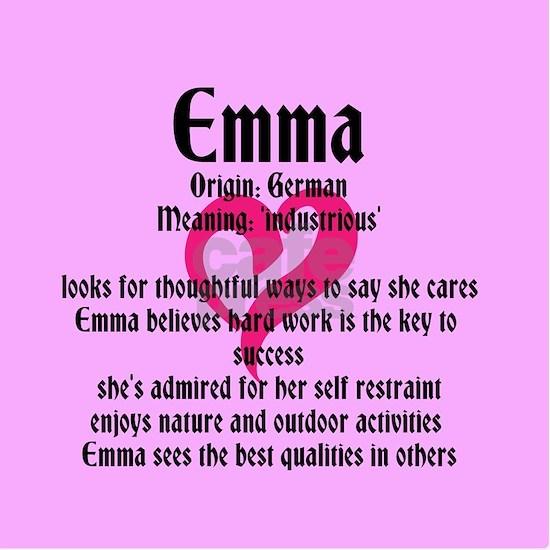 Emma Name Meaning Design 11 oz Ceramic Mug Emma Name ...