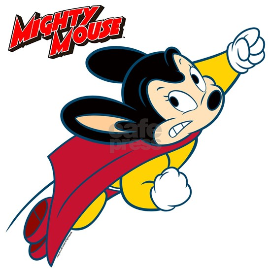 Mighty Mouse Logo11
