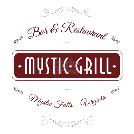 TVD - Mystic Grill red