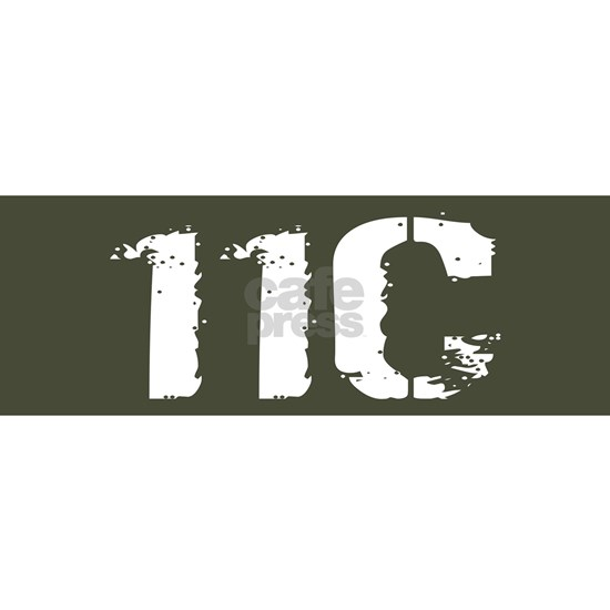 U.S. Army: 11C Mortarman (Military Green)
