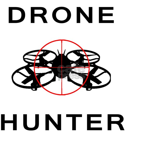 Drone Hunter Black