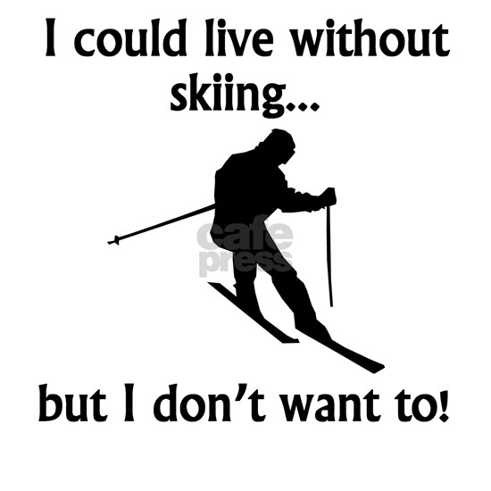 I Could Live Without Skiing