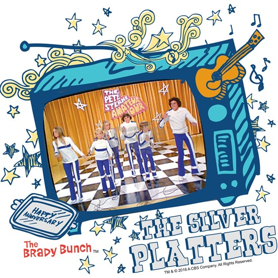 The Brady Bunch: The Silver Platters