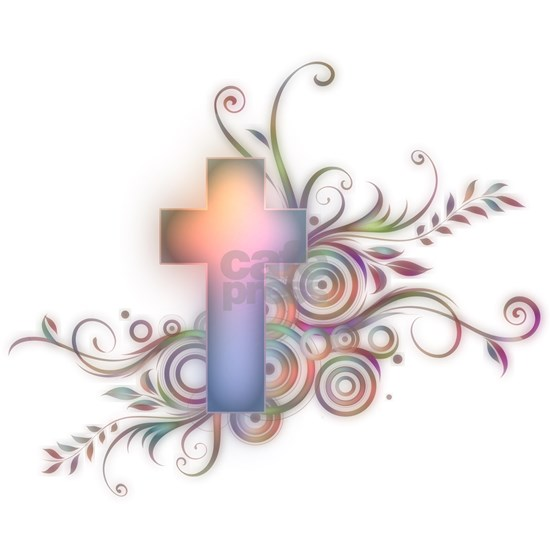Colorful Cross