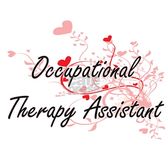 Occupational Therapy Assistant Artistic Job Design