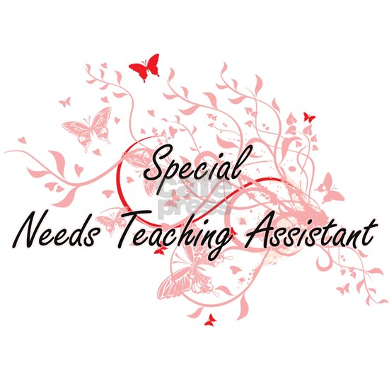 Special Needs Teaching Assistant Artistic Job Desi