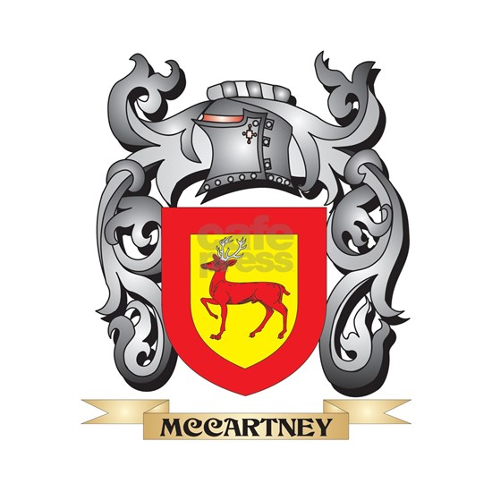 Mccartney Coat of Arms - Family Crest