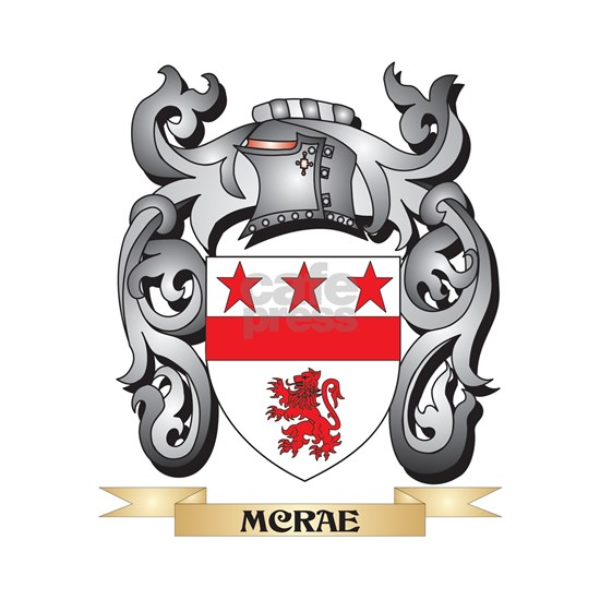 Mcrae Coat of Arms - Family Crest
