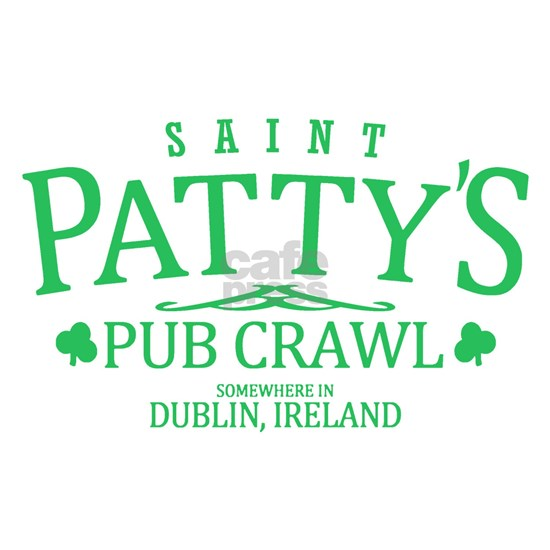 St Pattys Pub Crawl