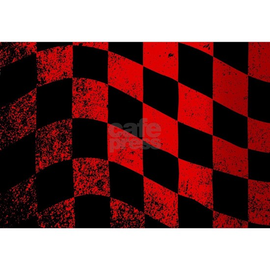Dirty Chequered Flag