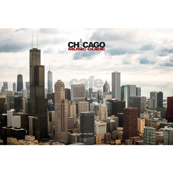 Chicago Design #4 With Logo
