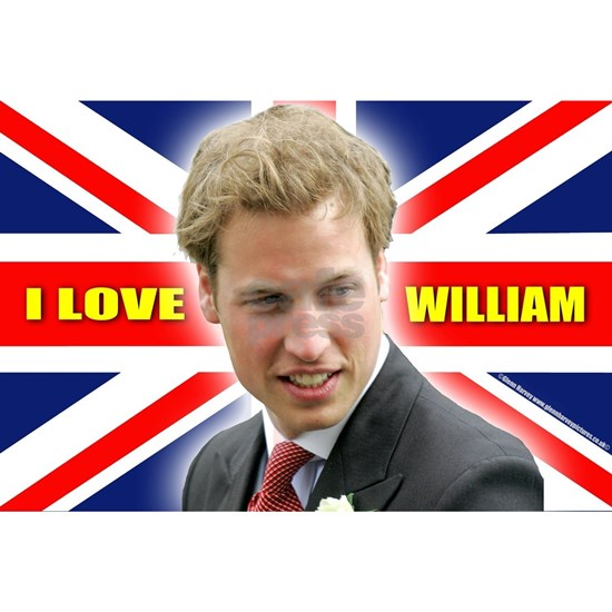 HRH Duke of Cambridge -