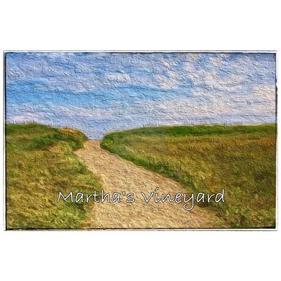 Chilmark Beach Path