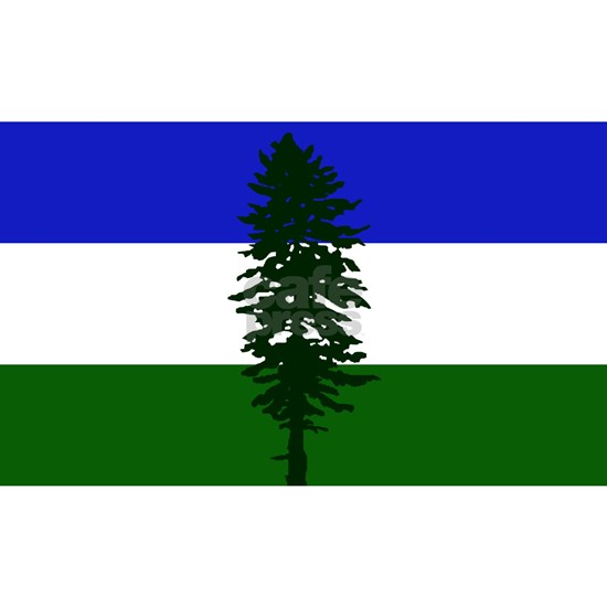 Flag of Cascadia