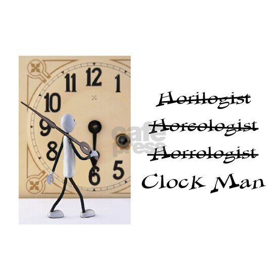 Horologis - Clock Man