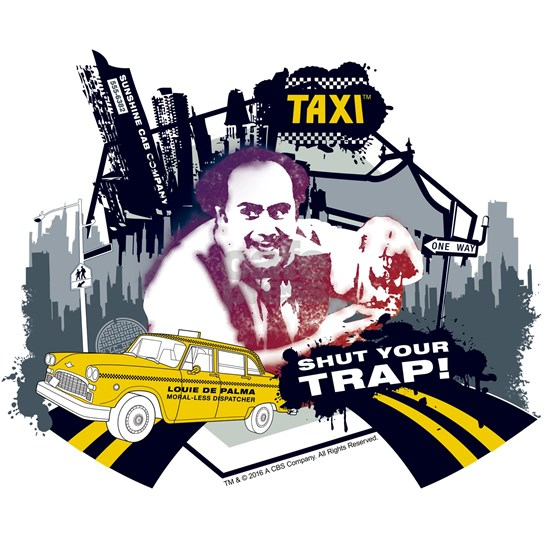 Taxi Shut Your Trap
