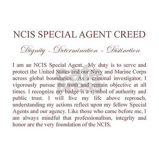 NCIS CREED