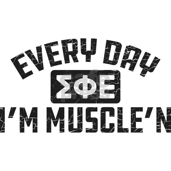 Sigma Phi Epsilon Muscle