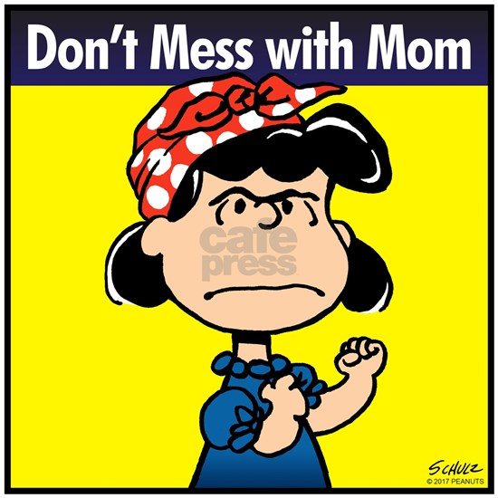 Peanuts Mom