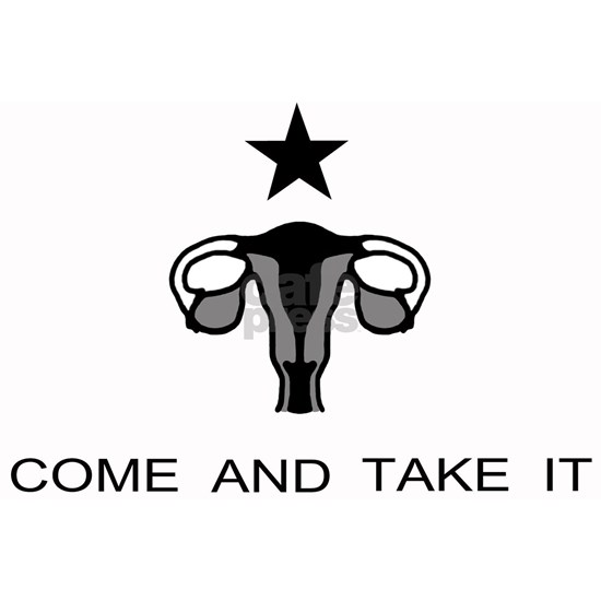 Come And Take It - Women's Rights Shirts