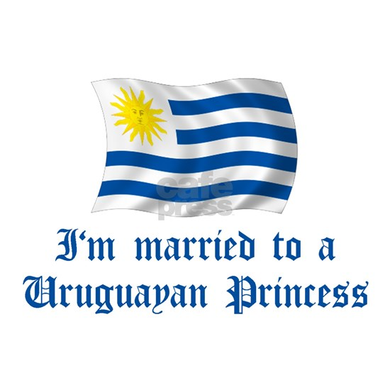 Married To Uruguayan Princess
